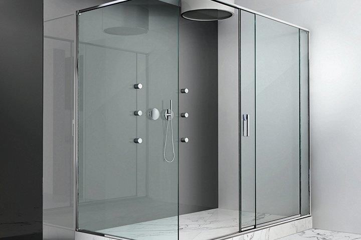 Puertas de duchas - Vidrios para duchas ...